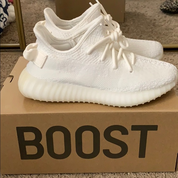 quality design 099c8 6695a Yeezy boost 350 white
